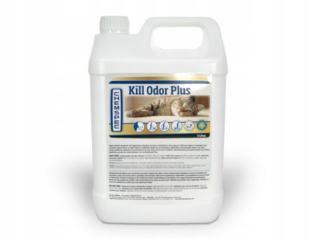 Chemspec Kill Odour Плюс удаление запахи 5Л DE7