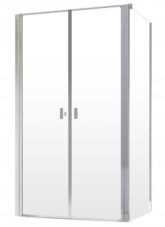 Sprchový kút Nes DWD + S 80x80x200 RADAWAY