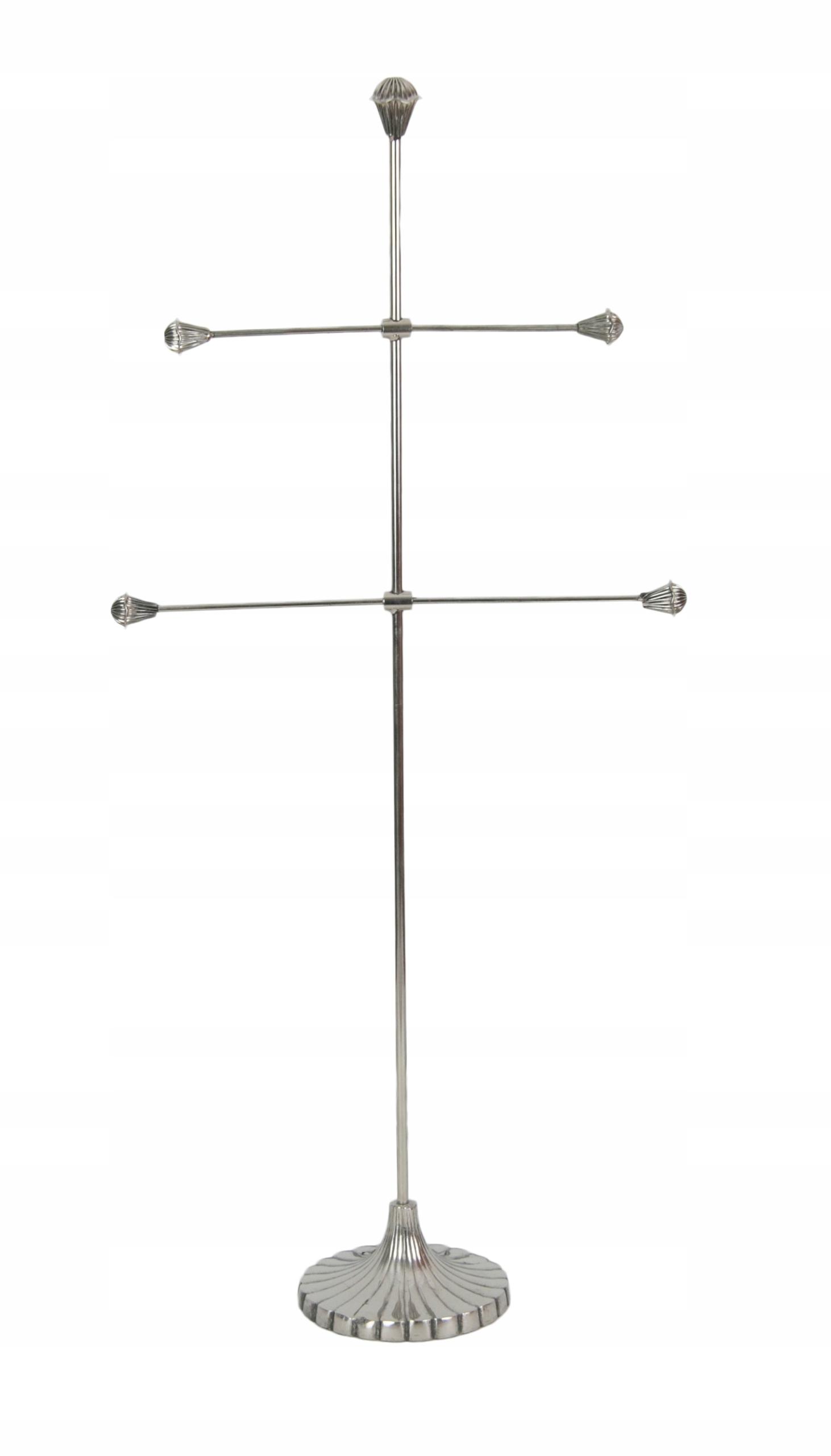 STOJAN ŠPERKY, kovové RETRO ŠTÝL výšky. 70 cm