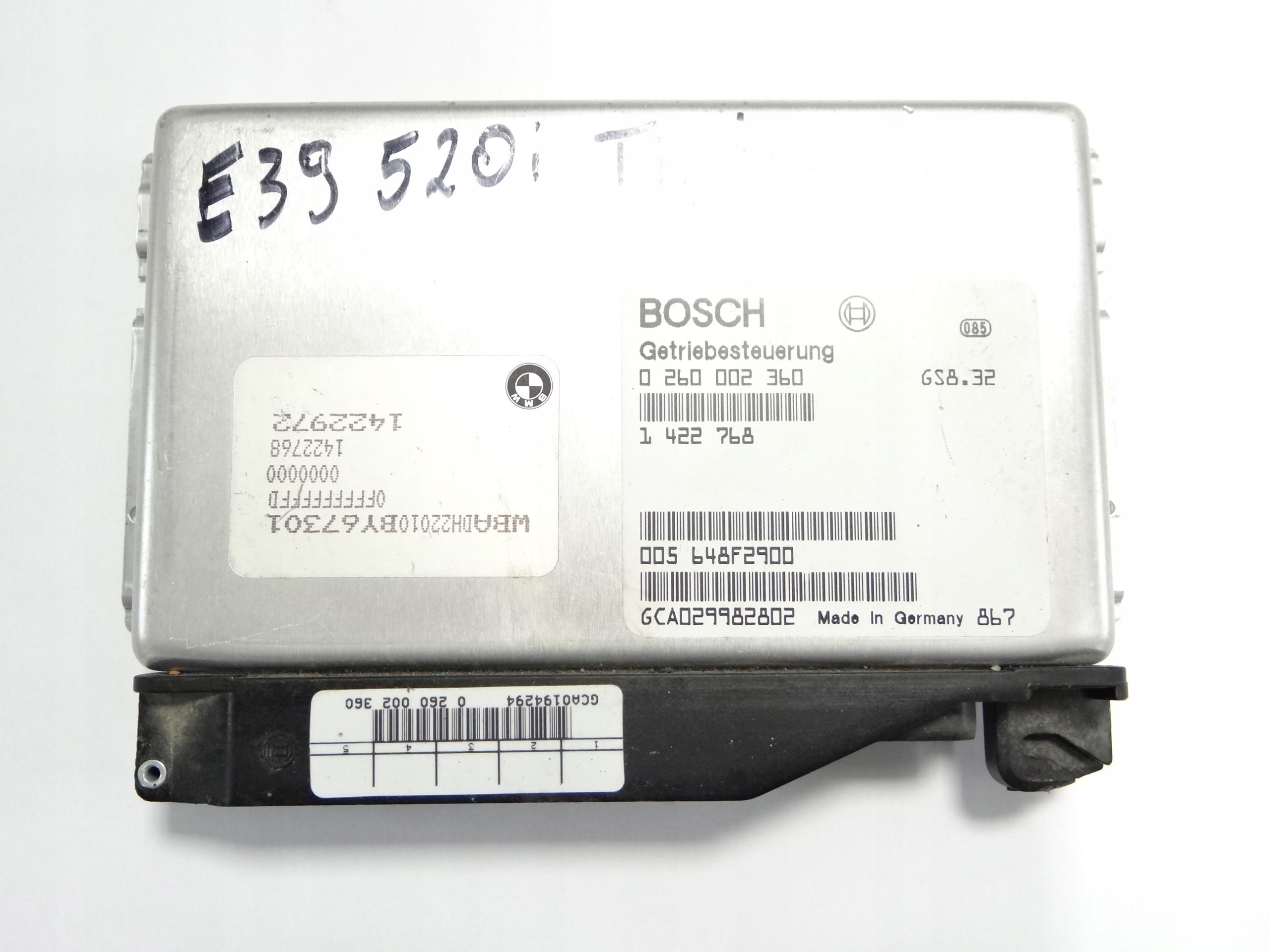 Купить BMW E39 E38 КОМПЬЮТЕР ДРАЙВЕР АКПП EGS на Otpravka - цены и фото - доставка из Польши и стран Европы в Украину.