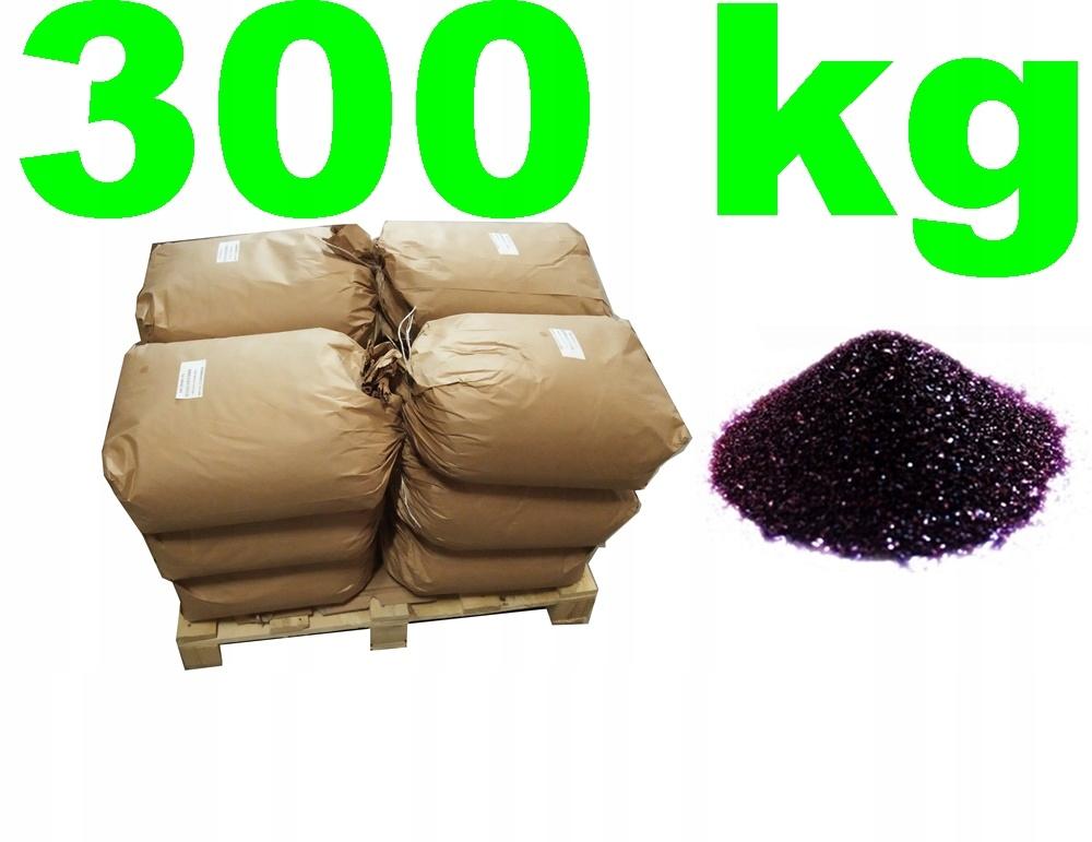 Corund Sand Brúsenie brúsenia 300 kg