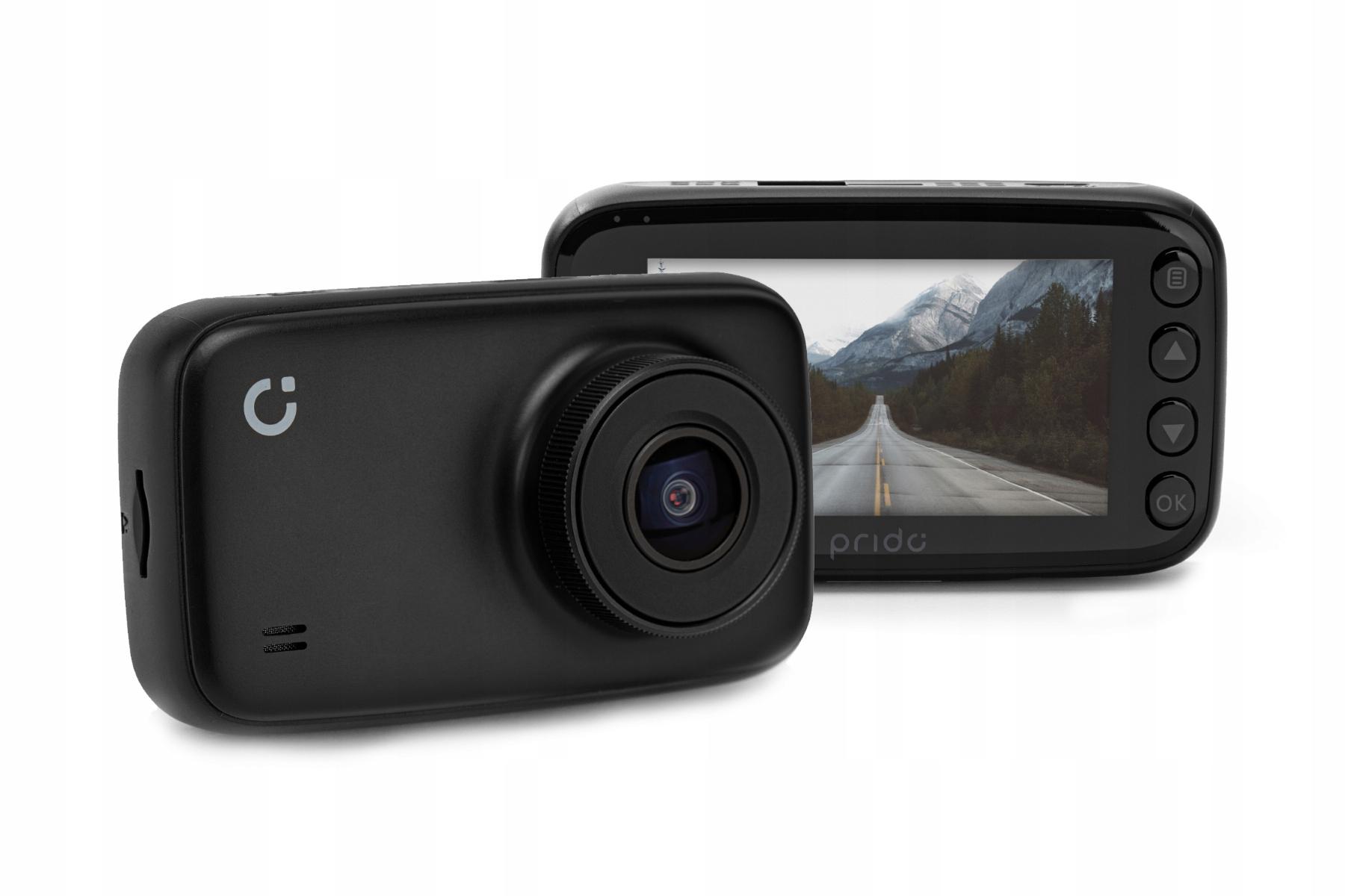Kamera samochodowa Prido i7 pro 64 Gb