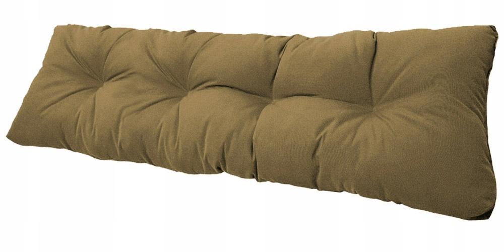 Подушка для садовой качели 120x38 бежевый