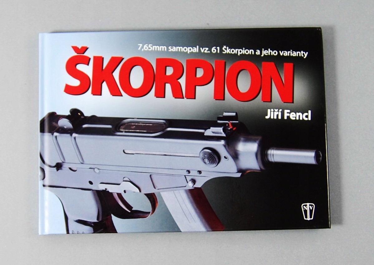 Чешский пистолет-пулемет SKORPION vz61 Scorpion
