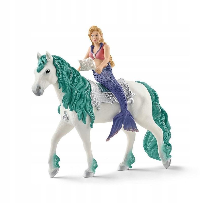 Schleich Bayala 70558 Mermaid Gabriella na koni