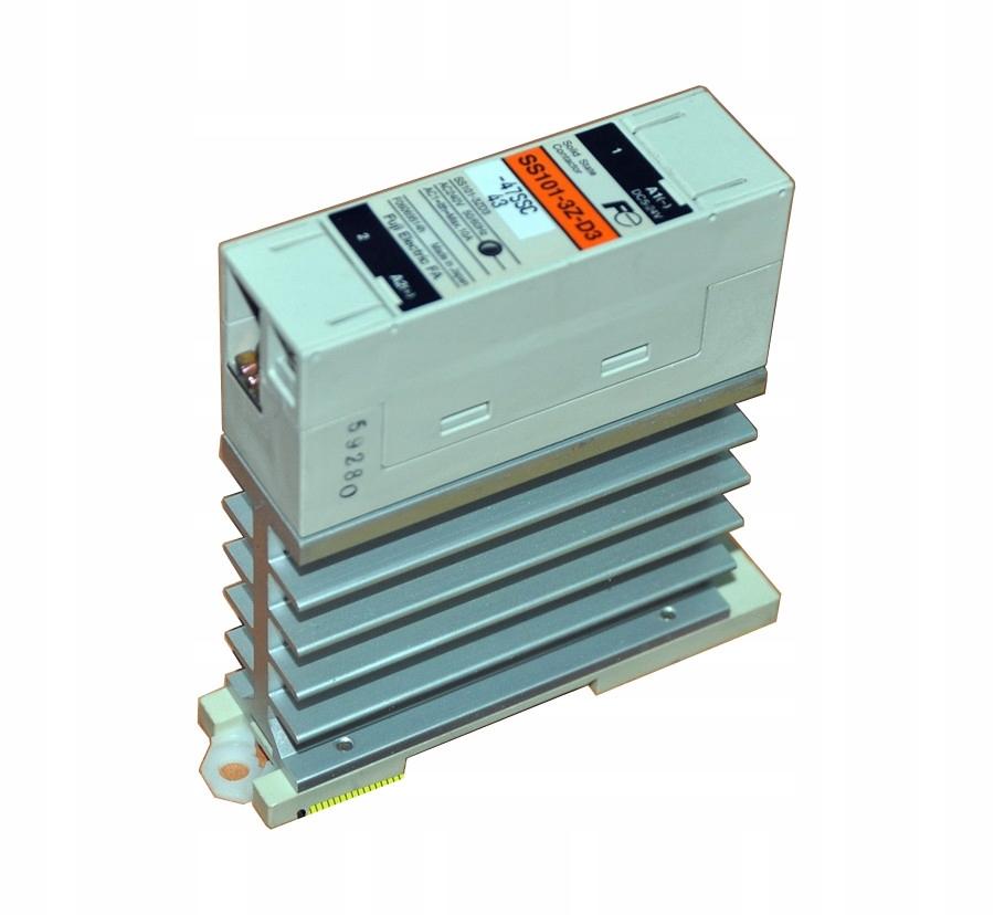 Elektronický stýkač SSR 10A 240V SS101-3Z-D3