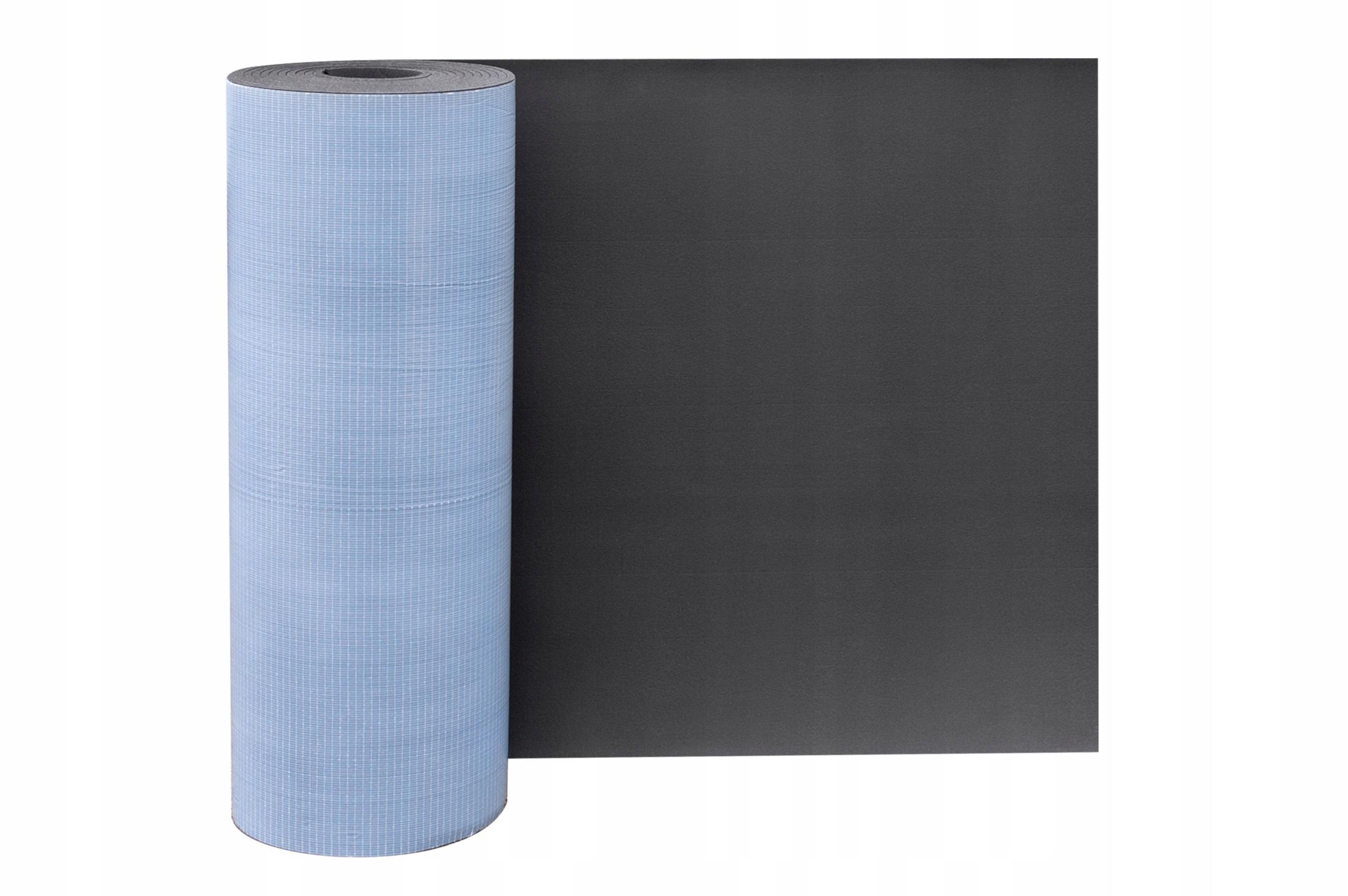 пена 6mm акустическая коврик wygŁuszajĄca 350x100 см