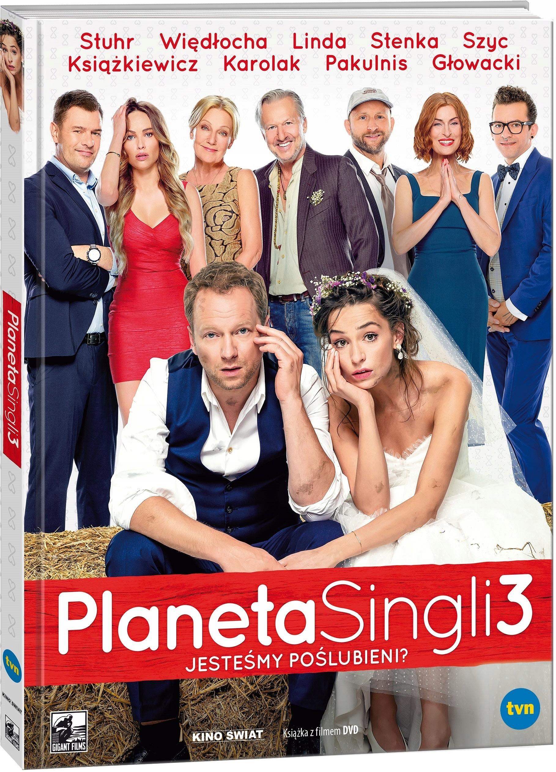 PLANETA SINGLI 3 [DVD]