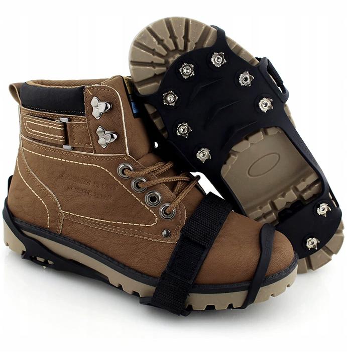 РАКА противоскользящие ботинки для обуви 42-47, XL
