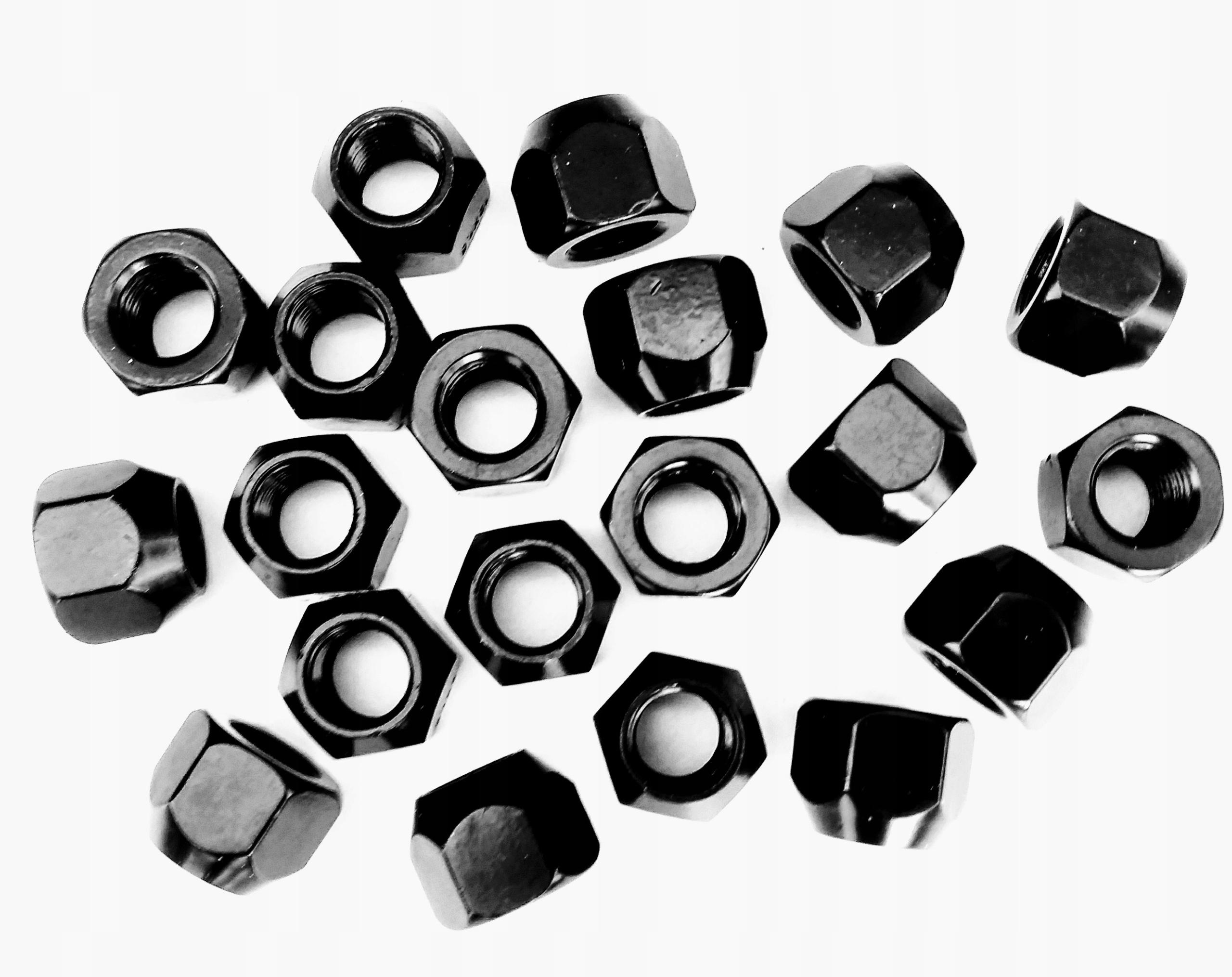 Гайки для дисков стальных колес Toyota Mazda Kia