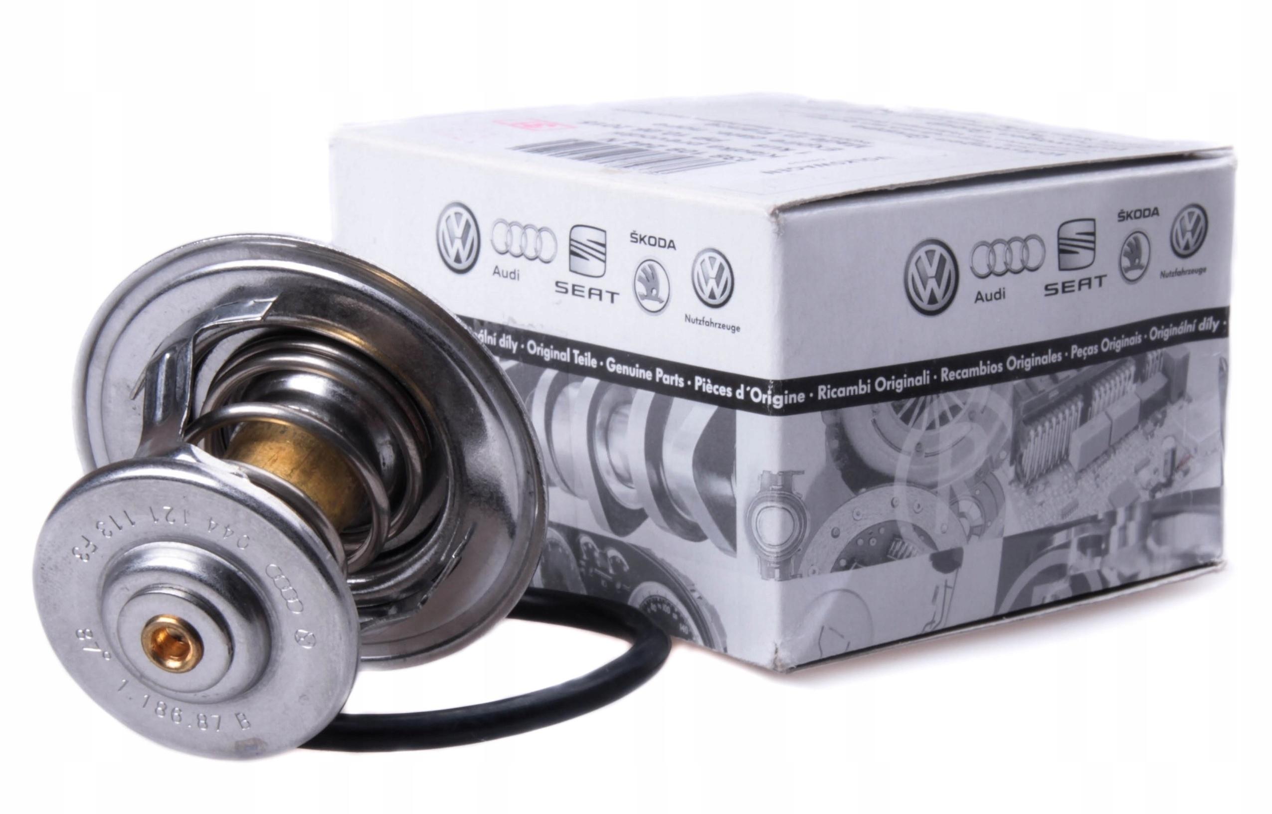 Termostat VW GOLF IV 4 1.9 TDI 044121113 ORYGINAŁ