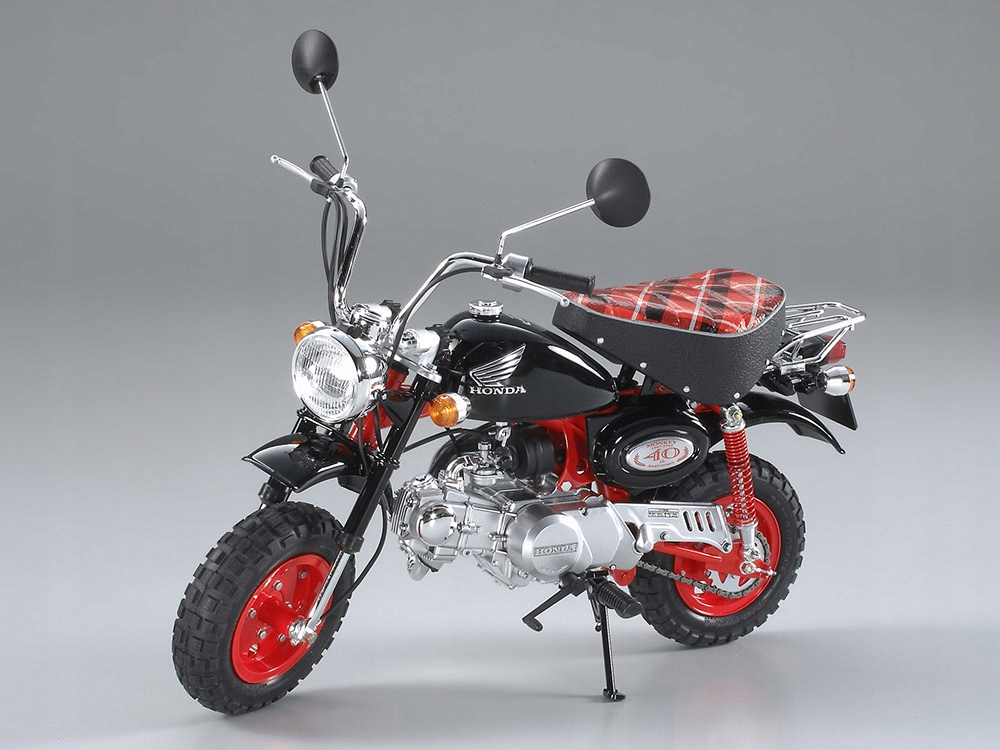 Honda Monkey 40th Anniversary model 16032 Tamiya