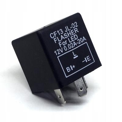универсальный прерыватель указателей поворота led 12v 13j