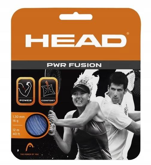 NACIĄG для TENISA HEAD PWR FUSION 1,30 mm 12m распродажа
