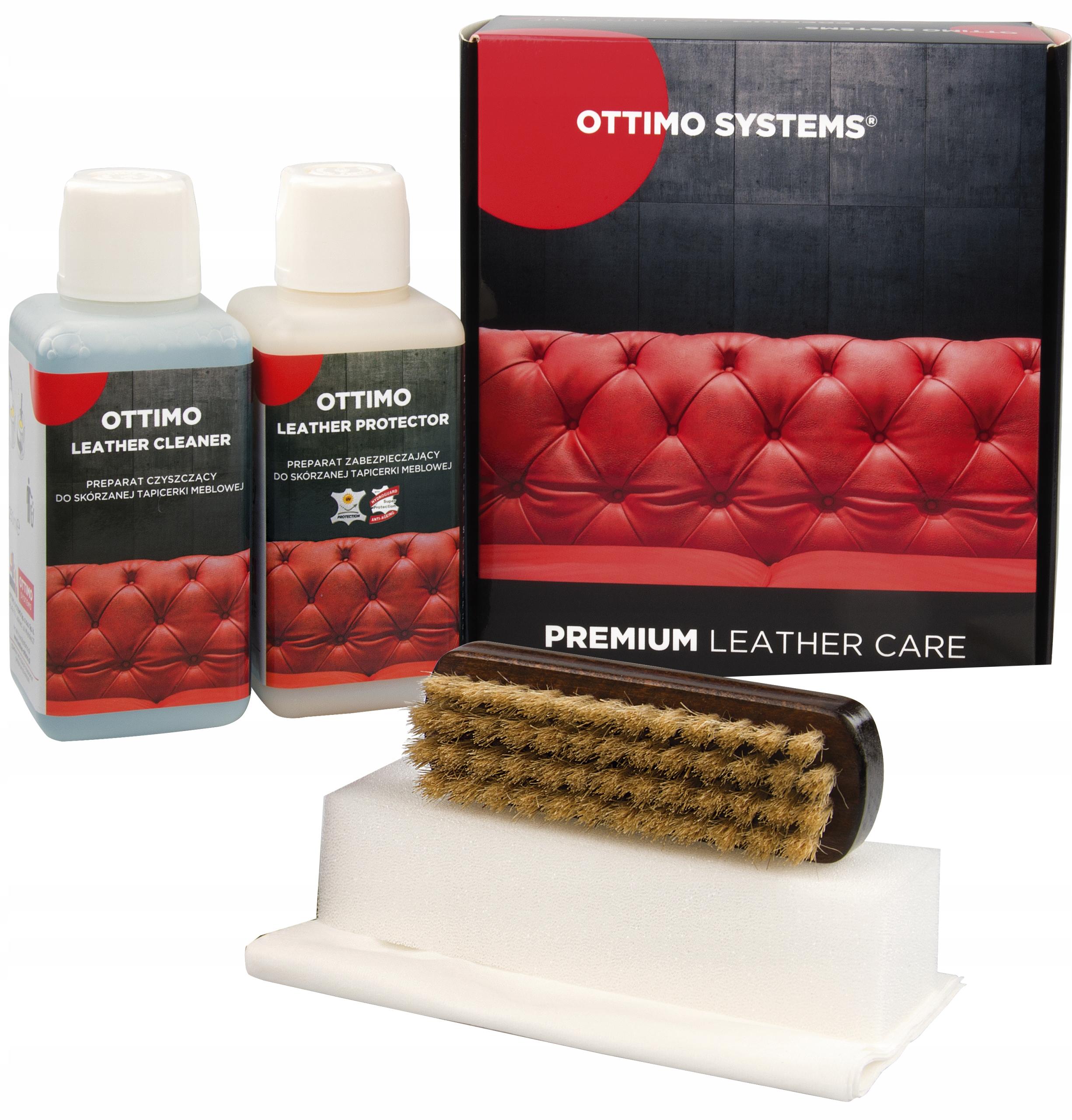 Набор для чистки и ухода за кожей - Ottimo