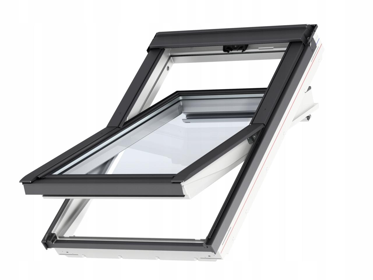 Окно Velux GLU 0061 78x118 3 -стекла