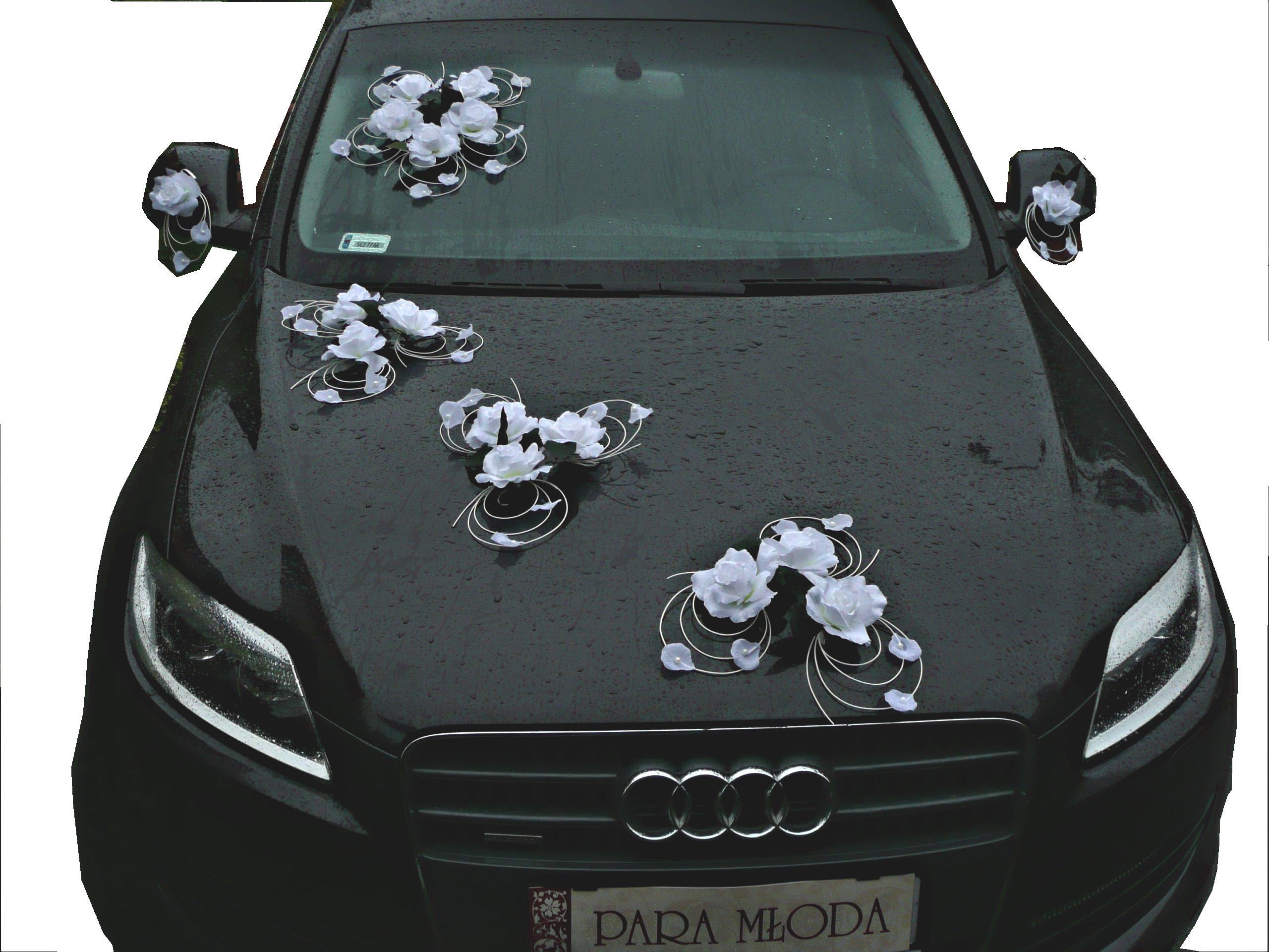 декорация автомобиля украшения на авто в свадьбы язычок