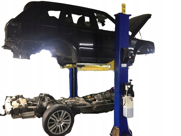 range rover спорт engine двигатель 30 306dt замена