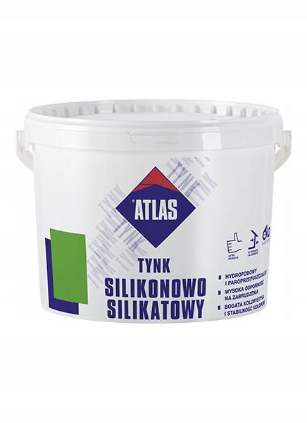 Tynk silikatowo silikonowy elewacja fasada kolory