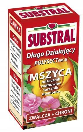 POLYSECT 100ml SUBSTRAL 005SL TARCZNIK MSZYCE