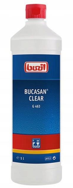BUZIL BUCASAN CLEAR G463 kamień sanitariaty mydło