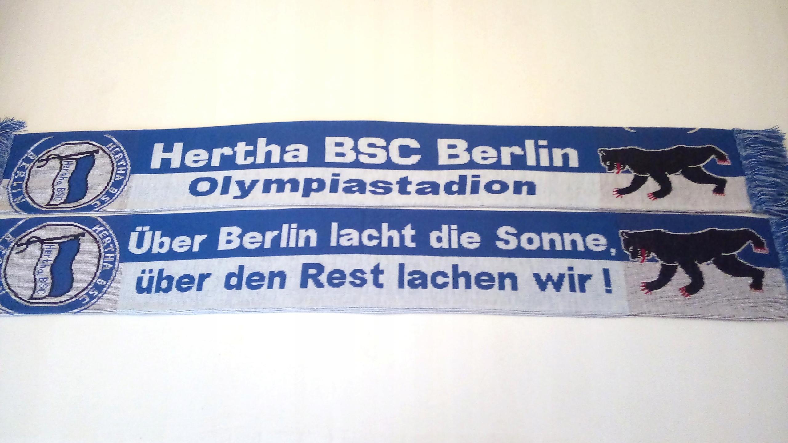 Szal Podporovateľ pletený - Herth Berlin - obojstranné ..