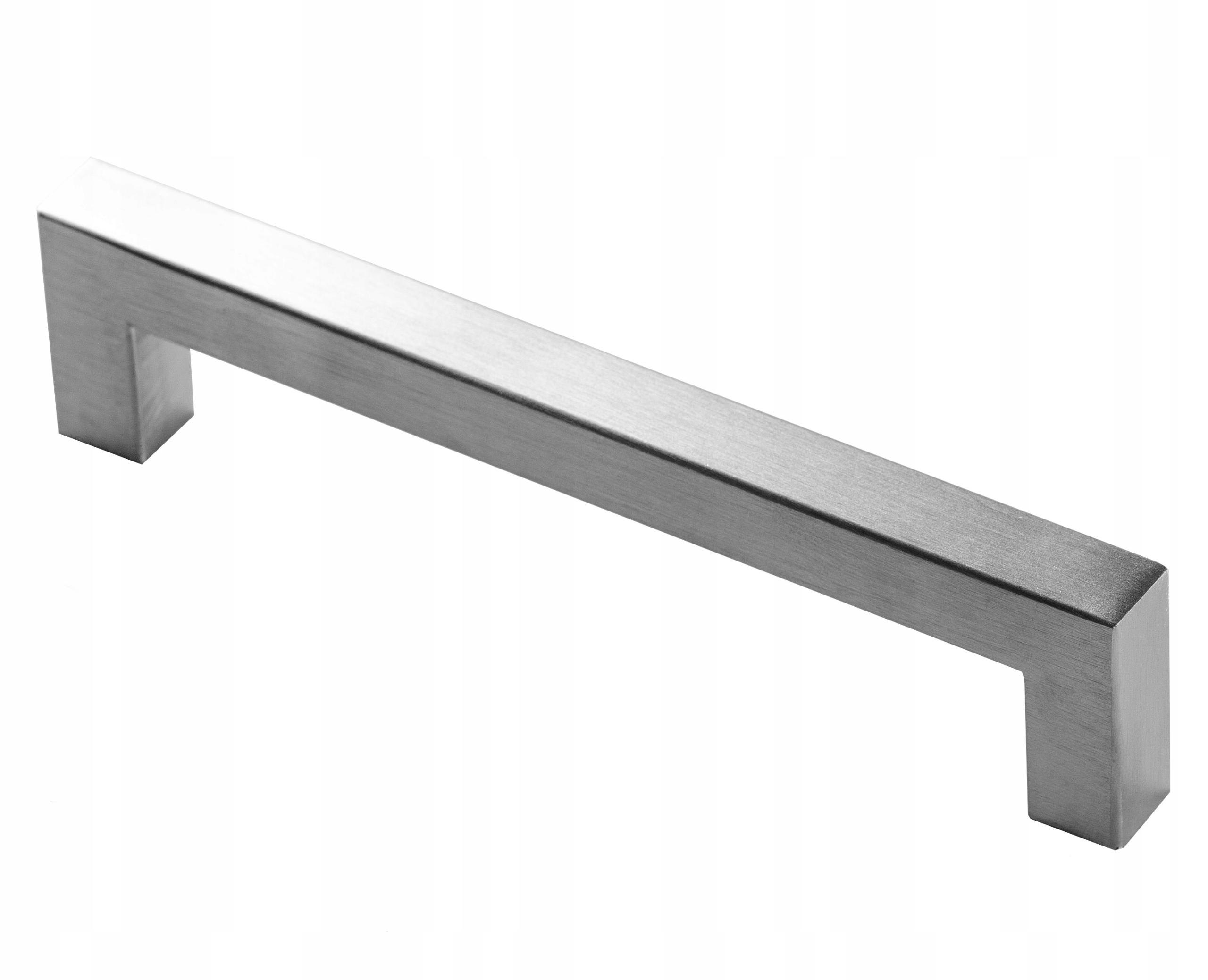 MODERN SQUARE SILVER 96мм мебельная ручка