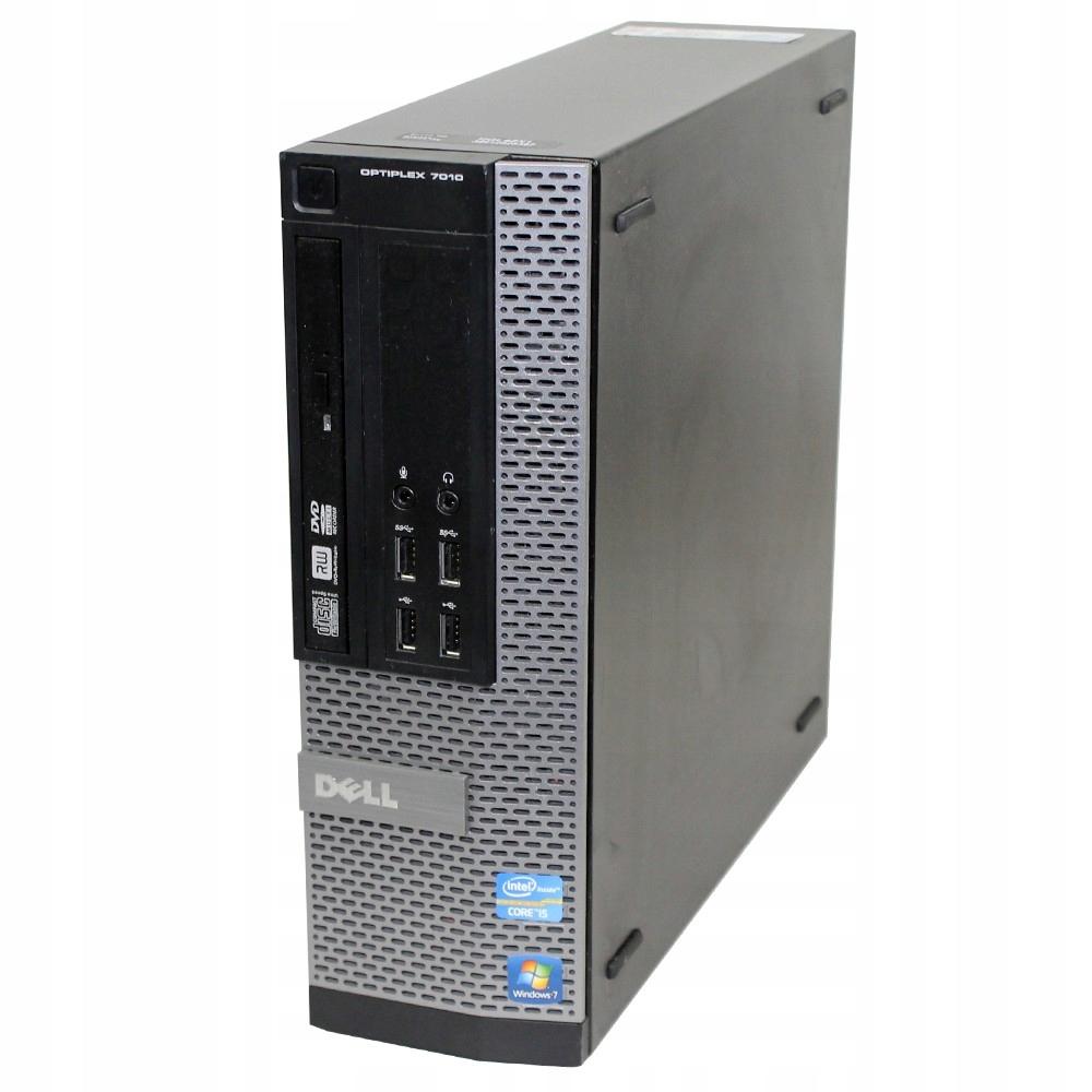 Купить Dell 7010 i5 16GB 256GB НОВЫЙ SSD + HDD W10 Pro на Otpravka - цены и фото - доставка из Польши и стран Европы в Украину.