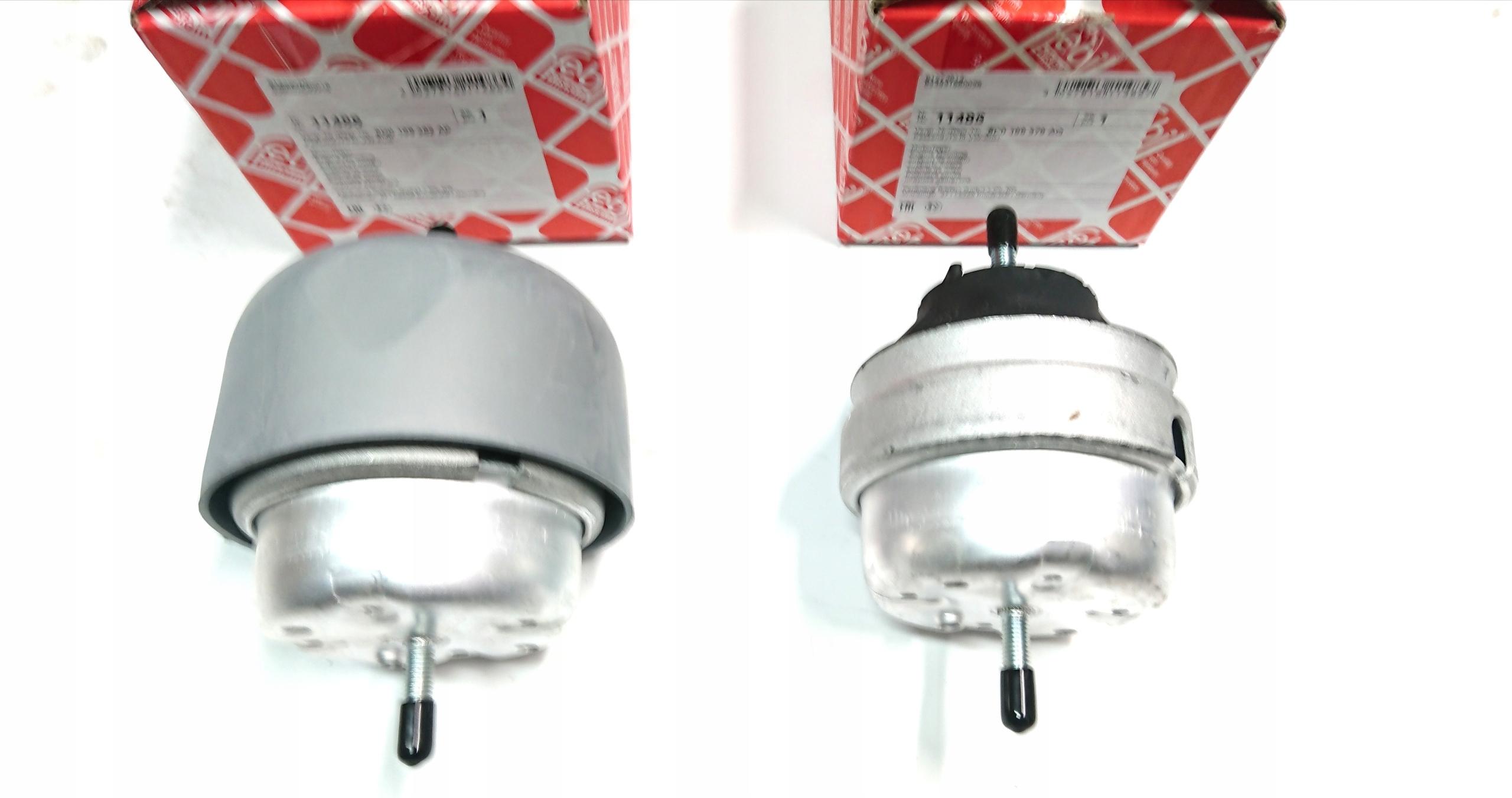 2 подушки двигателя права слева audi a4 b5 19 tdi