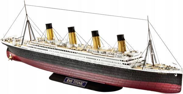 Модель корабля Титаник для склеивания 1:700 доставка товаров из Польши и Allegro на русском