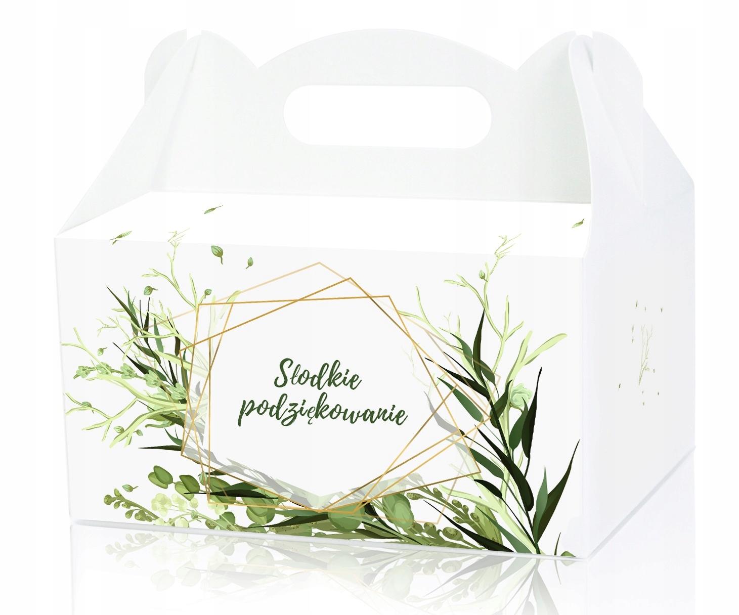 Коробка для торта для торта Свадебные коробки CONTAINER