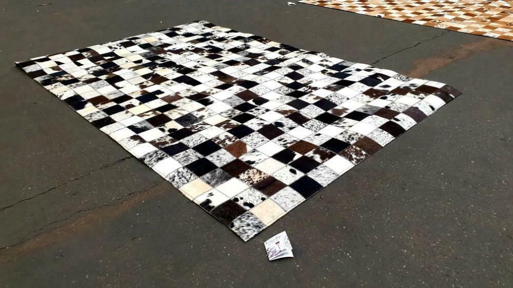Koberec Peg koberec Vintage Paco SP /black-and-white/