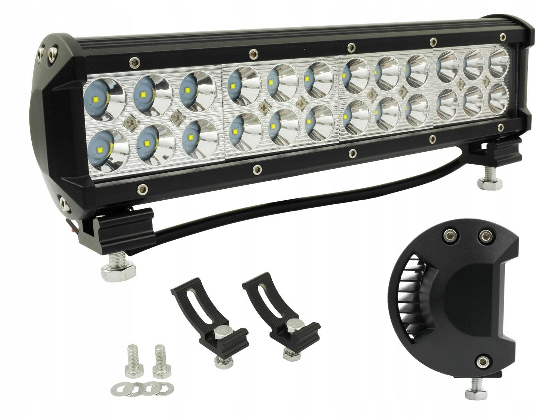 лампа 72w led cree рабочая галоген прожектора ip65