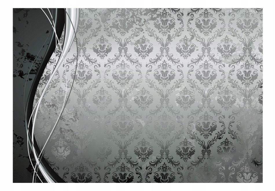 TAPETA BETON GLAMOUR ORNAMENT 350x245