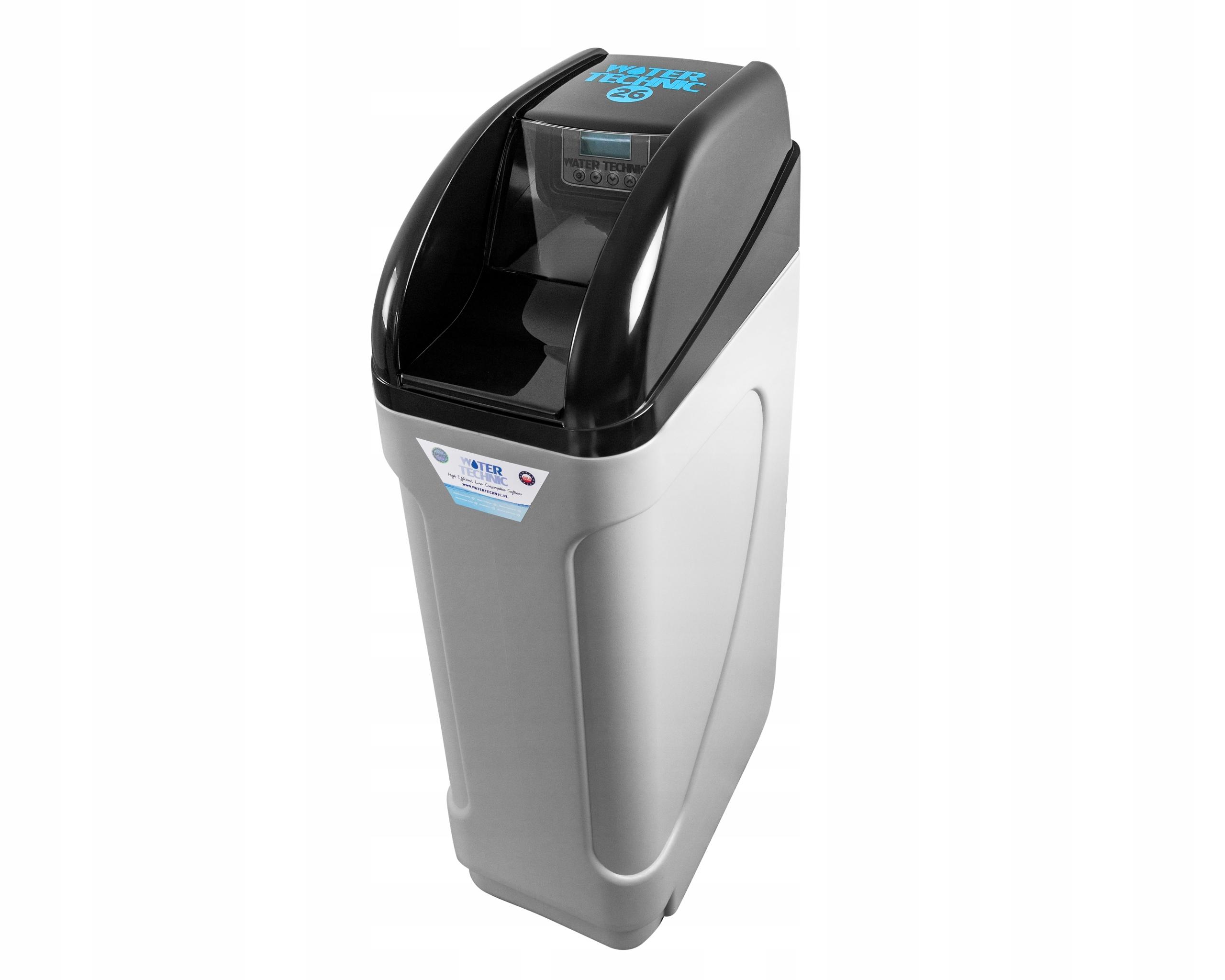 ZMIĘKCZACZ WODY WATER TECHNIC 26 SMART PACK UPFLOW Kod produktu Water Technic 26