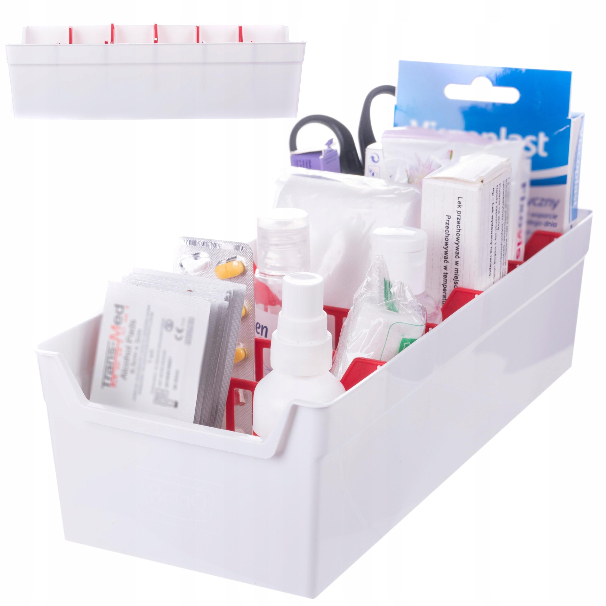 Pojemnik na lekarstwa organizer na leki apteczka 8294363301 ...