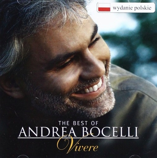 Item ANDREA BOCELLI - The Best Of GREATEST HITS