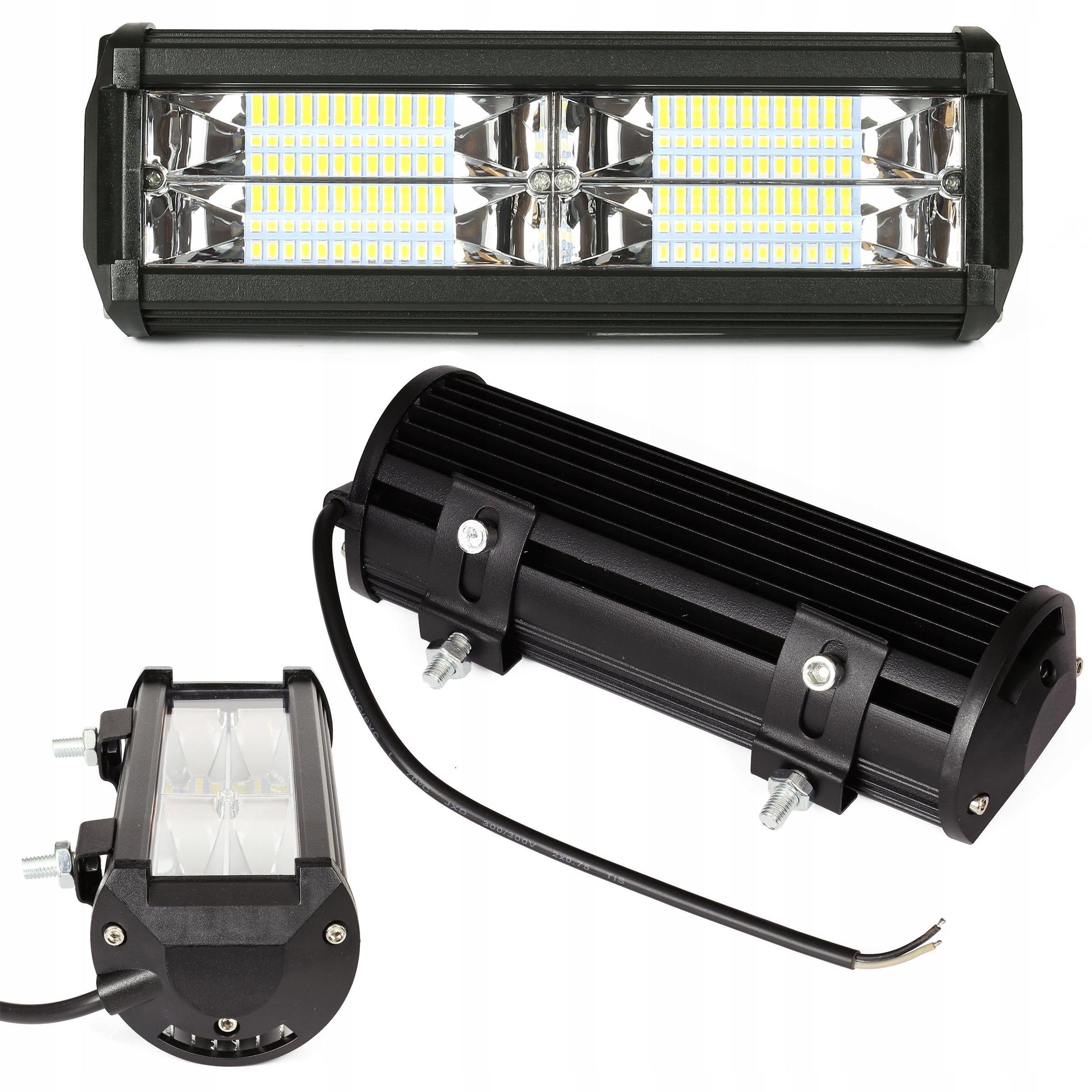 led 144w галоген прожектора лампа рабочая 12v 24v fl
