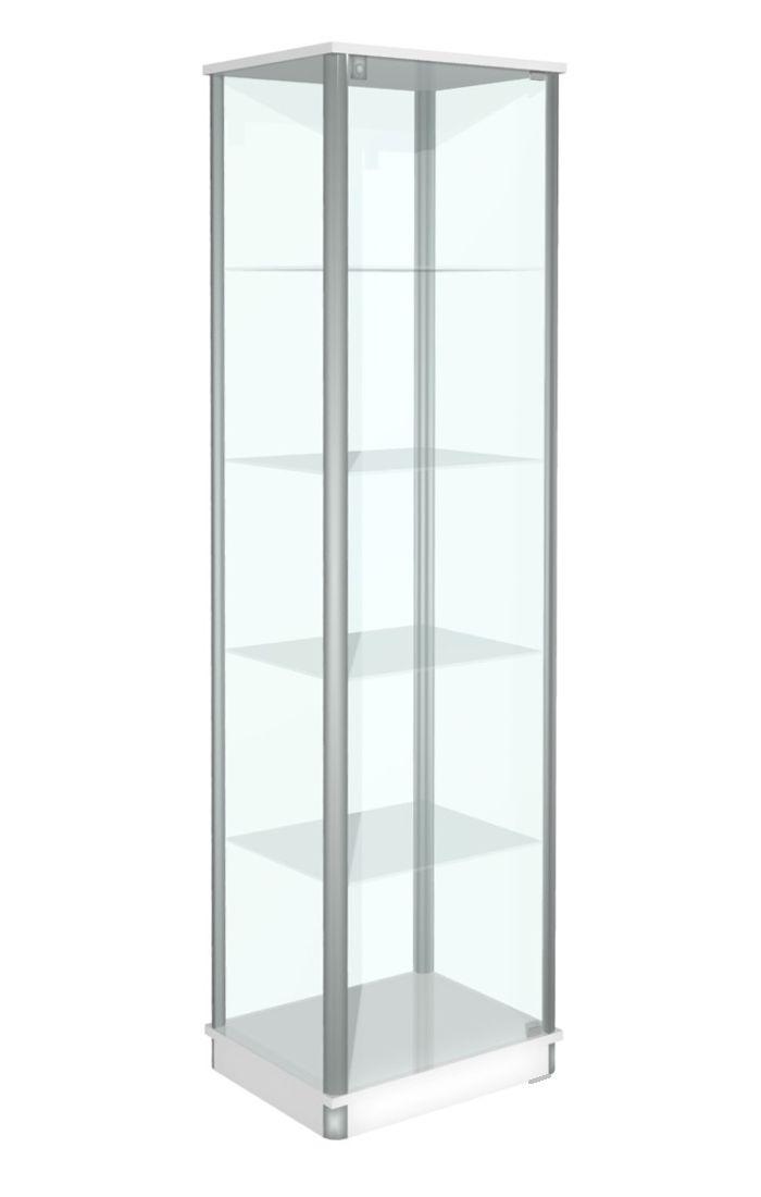 Puzdro na sklenené webové stránky + LED osvetlenie + zips