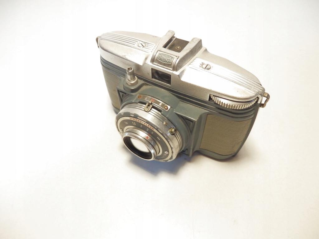 Stredne-formátová kamera Bella 3c