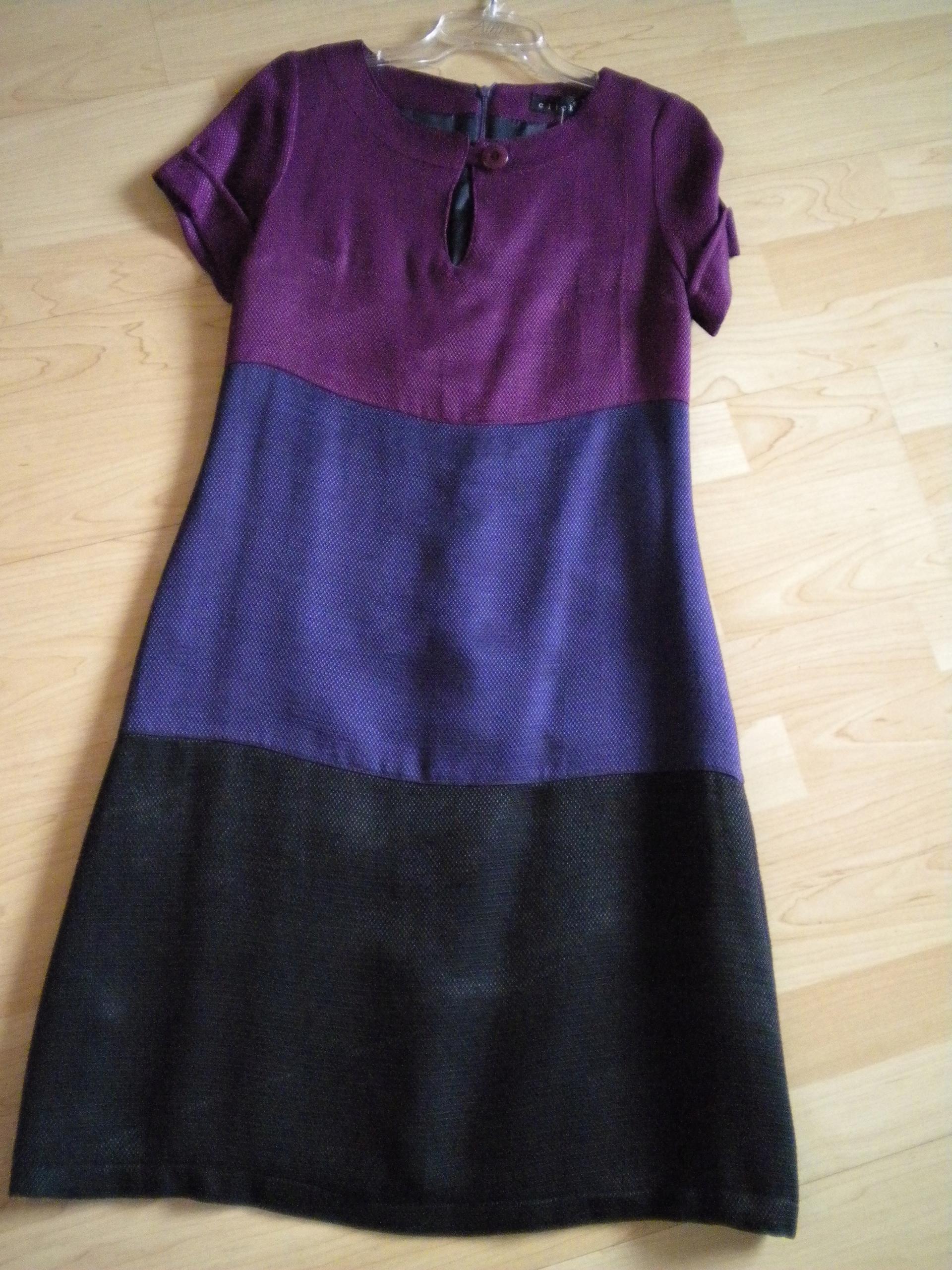 Kliknite na trojfarebné ľanové šaty veľkosť 36 nové