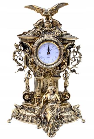 Brass Brass Hodiny s mosadzou.: Gréci:.