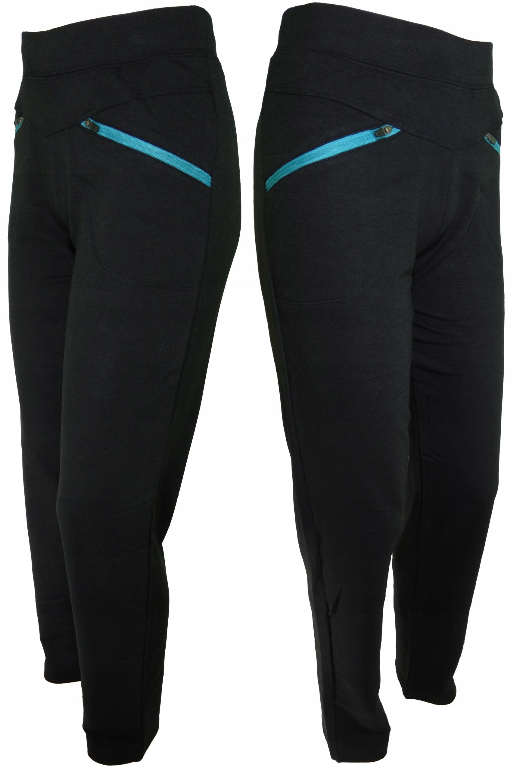 Rewelacyjne Spodnie Dresowe Damskie Forever XXL