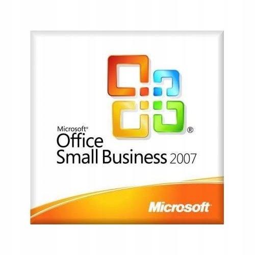 MS OFFICE 2007 SBE (Small Business OEM RU доставка товаров из Польши и Allegro на русском