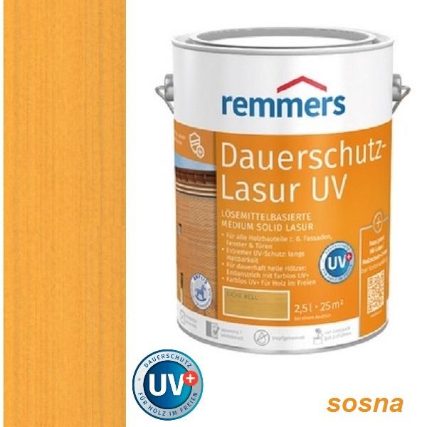 DAUERSCHUTZ LASUR UV+ 5 l, BOROVICA