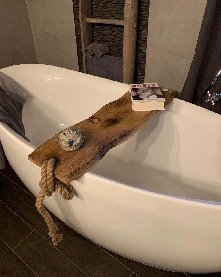 Doska na kúpeľ antik, darček