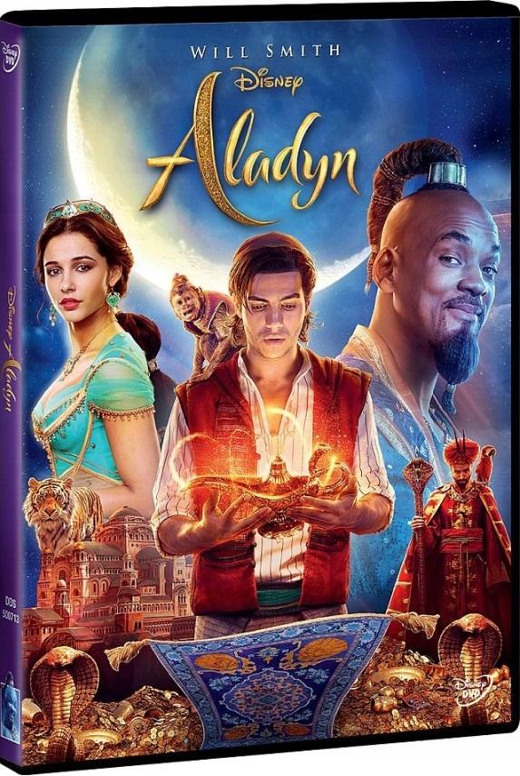 Item ALADDIN - Disney (2019) [ DVD ]