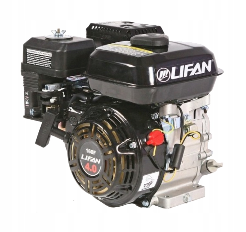 Двигатель GX160 HONDA 5,5 л.с. 4 кВт 19 мм 20 мм LIFAN