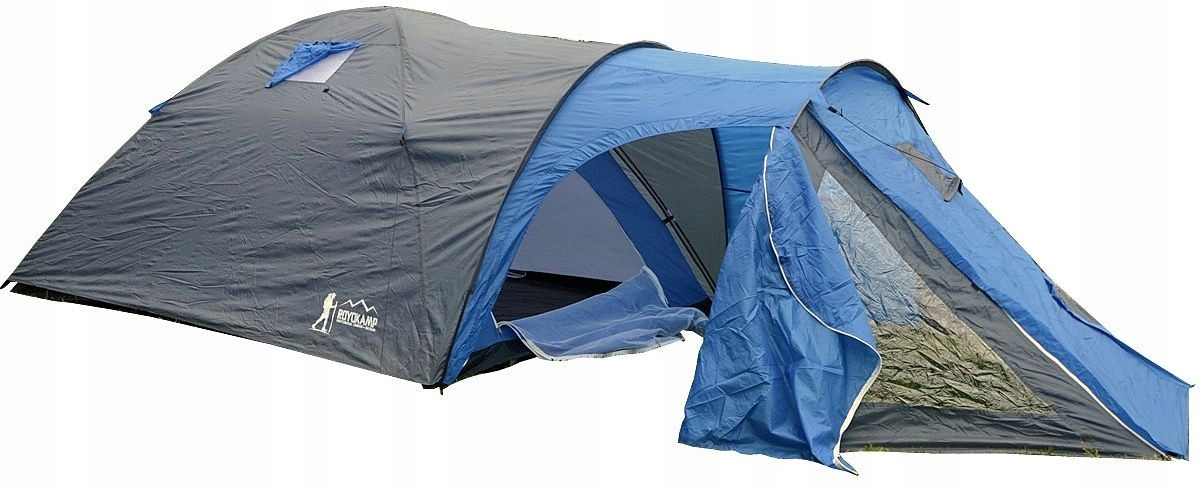 Camping STAN 4 postele+mosquito net +tropic