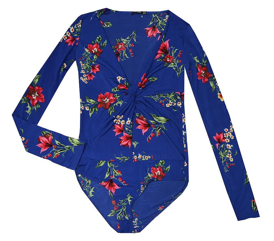 Купить НОВЫЙ STRADIVARIUS цветы боди рукав M 38 на Otpravka - цены и фото - доставка из Польши и стран Европы в Украину.